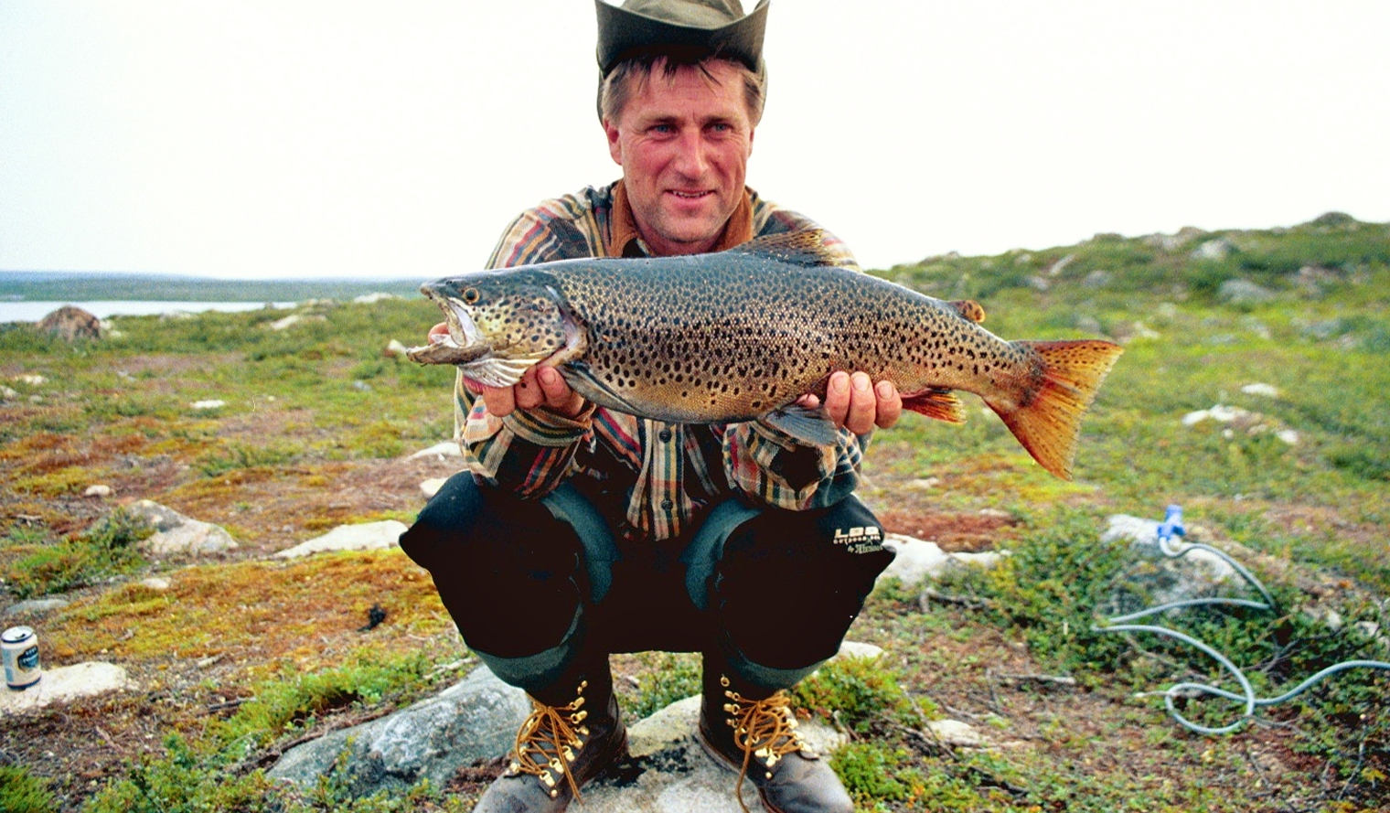 BOOK YOUR ROD ON THE VARZINA RIVER 2021